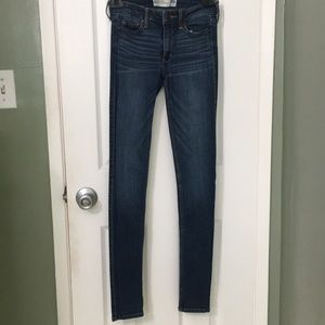 Medium Wash Abercrombie & Fitch Jeans